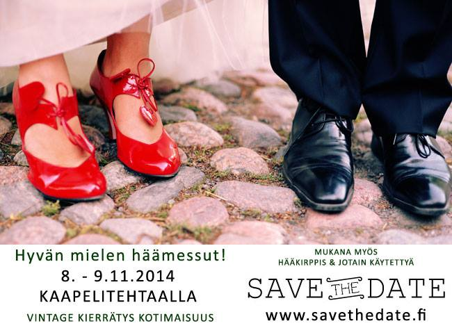 Save the Date häämessut